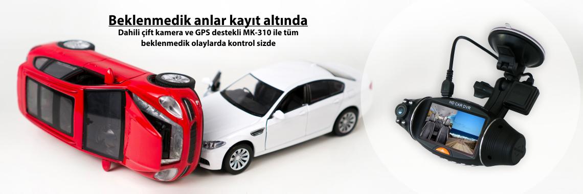 GPS'li Araç Kamerası