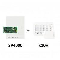 SP4000/K10H Paradox SP4000/K10H Kablolu Alarm Seti