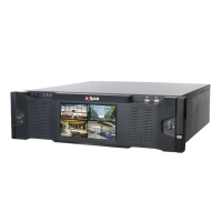 NVR616D-128-4KS2 Dahua 128 Kanal Ultra 4K H.265 NVR